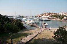 Yachthäfen Sardinien